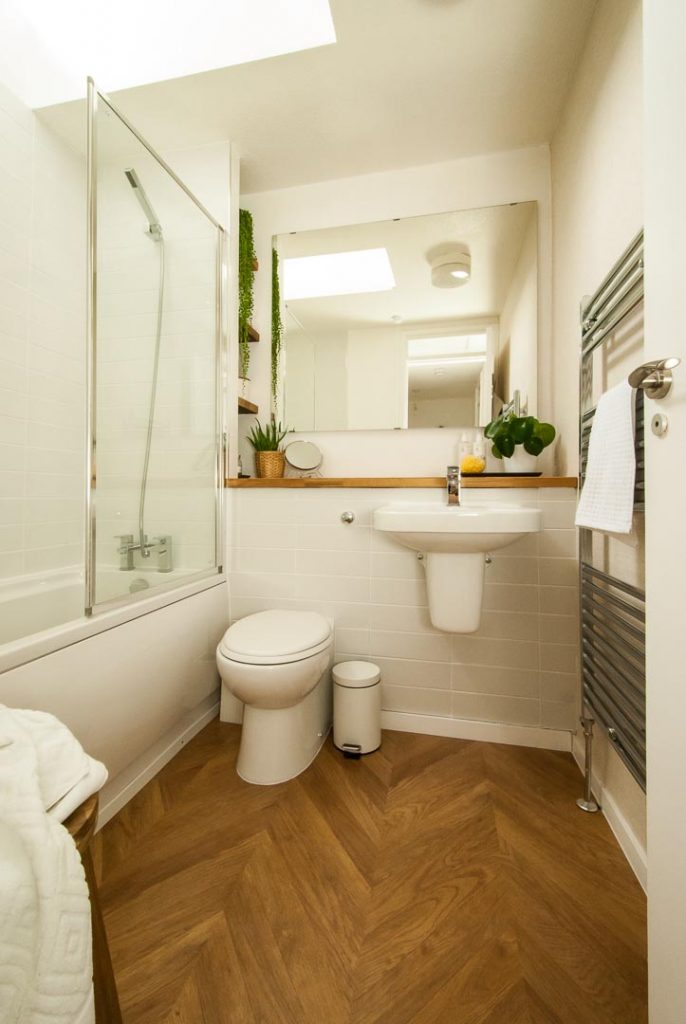 small bathroom design, Studio Vonne