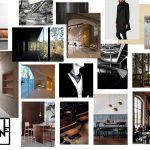 Interior Architecture brand mood board